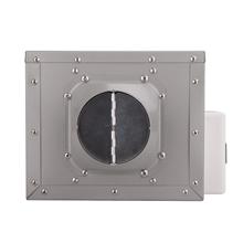 Quạt thông gió âm trần nối ống gió thẳng Nedfon DPT10-12B